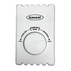 Sunheat Thermostat with Cover