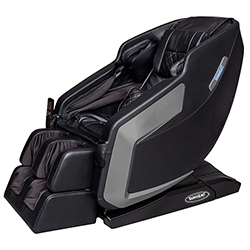 Original SUNHEAT Infrared Zero Gravity Massage Chair - Black
