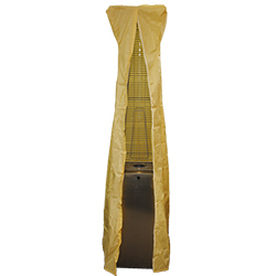 Original SUNHEAT Square Patio Heater Cover - Yellow